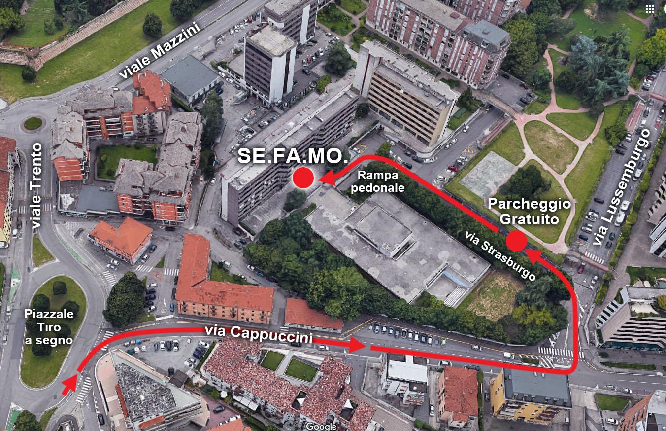 D.ssa Floria Bertolini, Vicenza, stradella Cappuccini 46